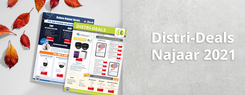 Distri-Deals: oktober - november - december